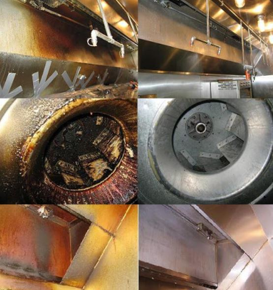 Exhaust Fan Cleaning Utah