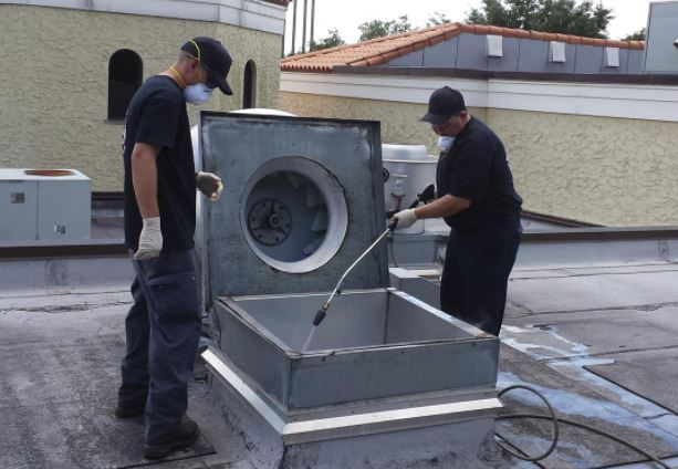 Kitchen Exhaust System Cleaning Utah